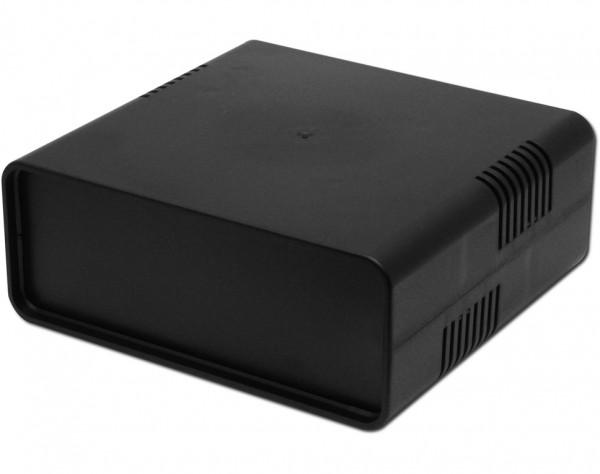 KGB21 - Euro Box mittel 150x146x60 schwarz