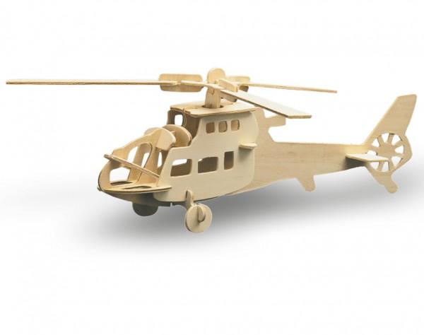 M850-3 - Holzbausatz Hubschrauber