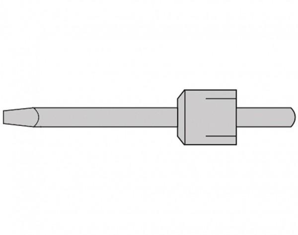 LS062 - Ersatzspitze Meißelform für No. LS06