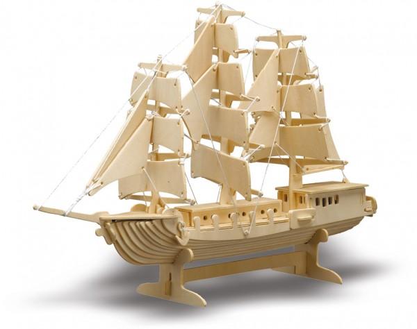 M869 - Holzbausatz Segelschiff