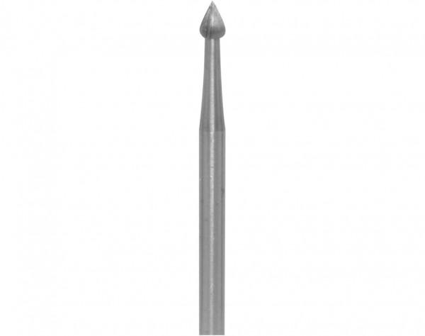 E17011 - Fräser Ø 2,3 mm Flamme