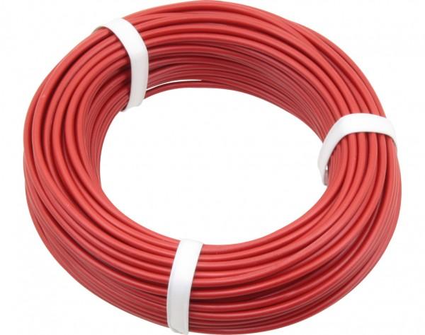2500 - PVC Messkabel rot