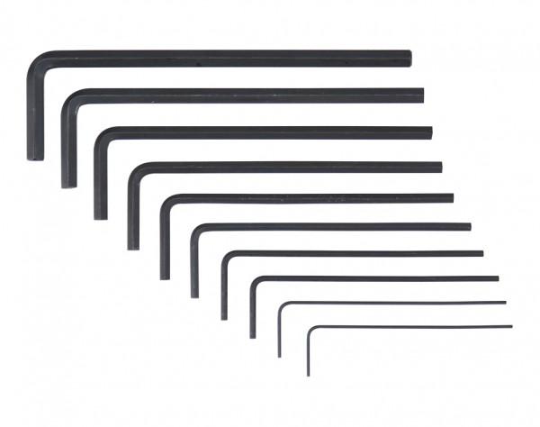 800 - Sechskantschlüssel Set 10-tlg.