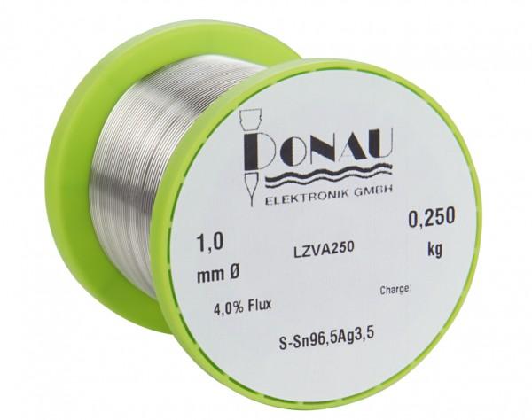 LZVA250 - VA-LOT Ø1 mm Edelstahllot 250 g