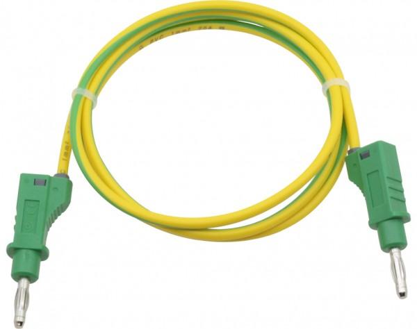 2106 - PVC Messleitung gelb-grün