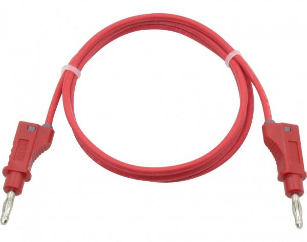 2110 - Silikon Messleitung rot