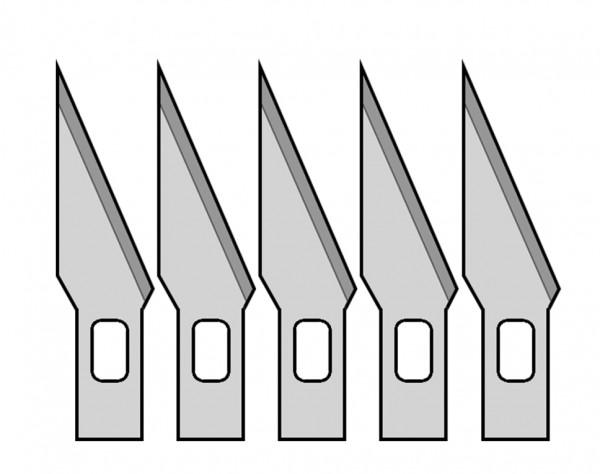 MS05 - 5 Ersatzmesser Nr.1