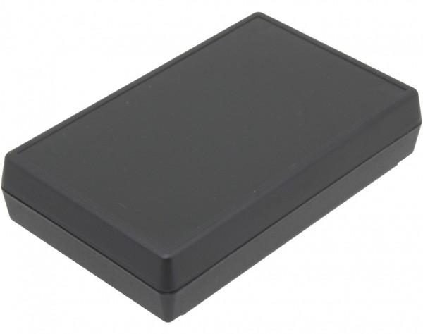 K60 - Flach- - Handgehäuse 144x90x34 schwarz