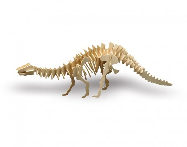 M856-8 - Holzbausatz Brontosaurus