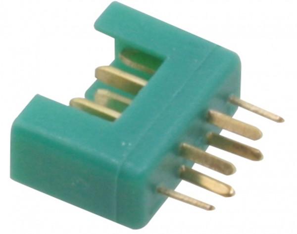 NES14 - Hochstrom Stecker grün