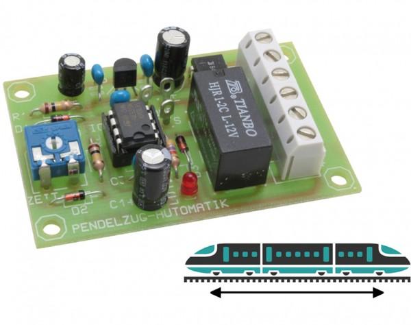DM424 - Pendelzugsteuerung für DC-Bahnen