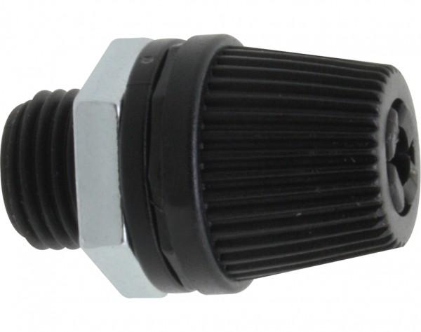 KAZU1 - Kabelzugentlastung schwarz