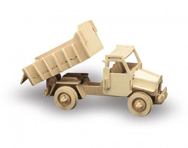 M863-3 - Holzbausatz Kipplader