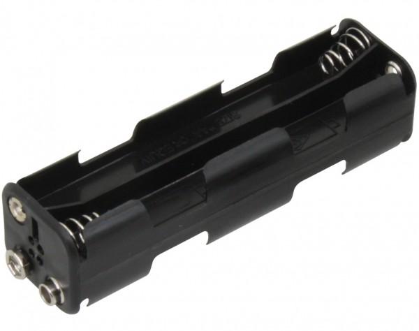 BHM80 - Batteriehalter für 8 Mignon