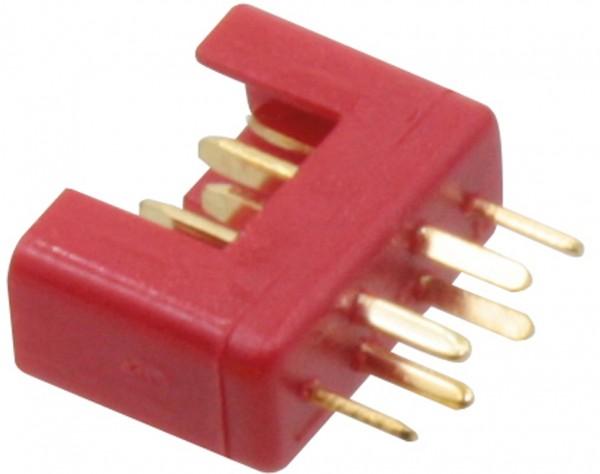 NES10 - Hochstrom Stecker rot