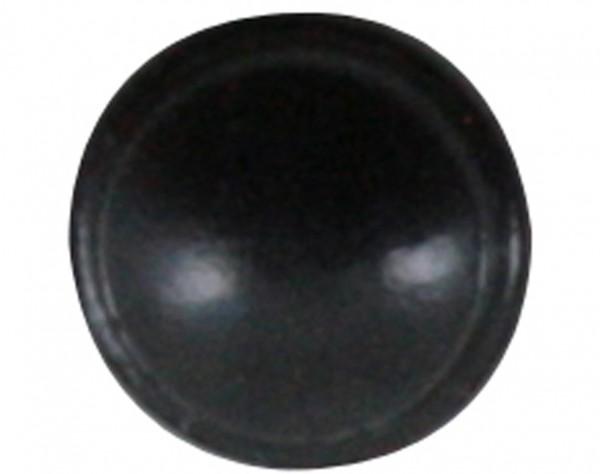 E11 - Gerätefüße schwarz, rund, Ø 11 mm