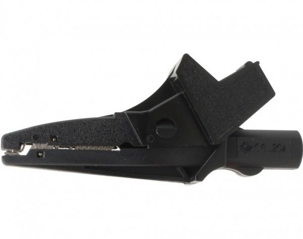 5081 - Sicherheitsabgreifklemme schwarz