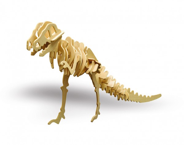 M856-3 - Holzbausatz Tyrannosaurus