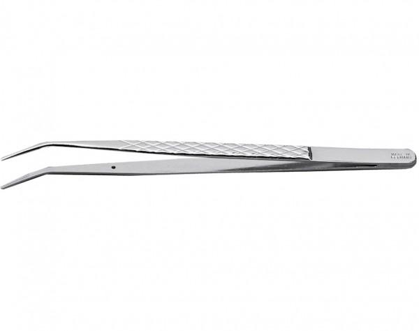 PZ8 - Technische Pinzette gebogen