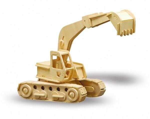 M863-7 - Holzbausatz Bagger