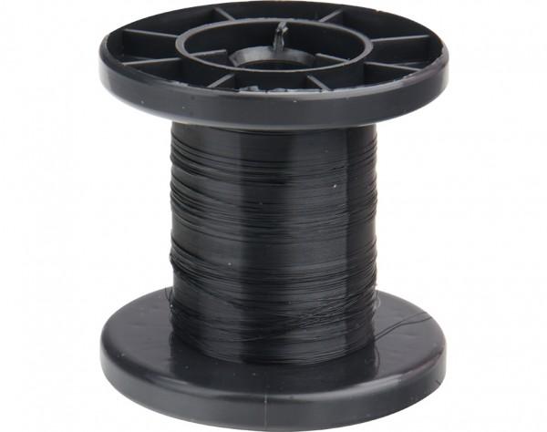 LD15-1 - Kupfer Lackdraht Ø 0,15 mm schwarz